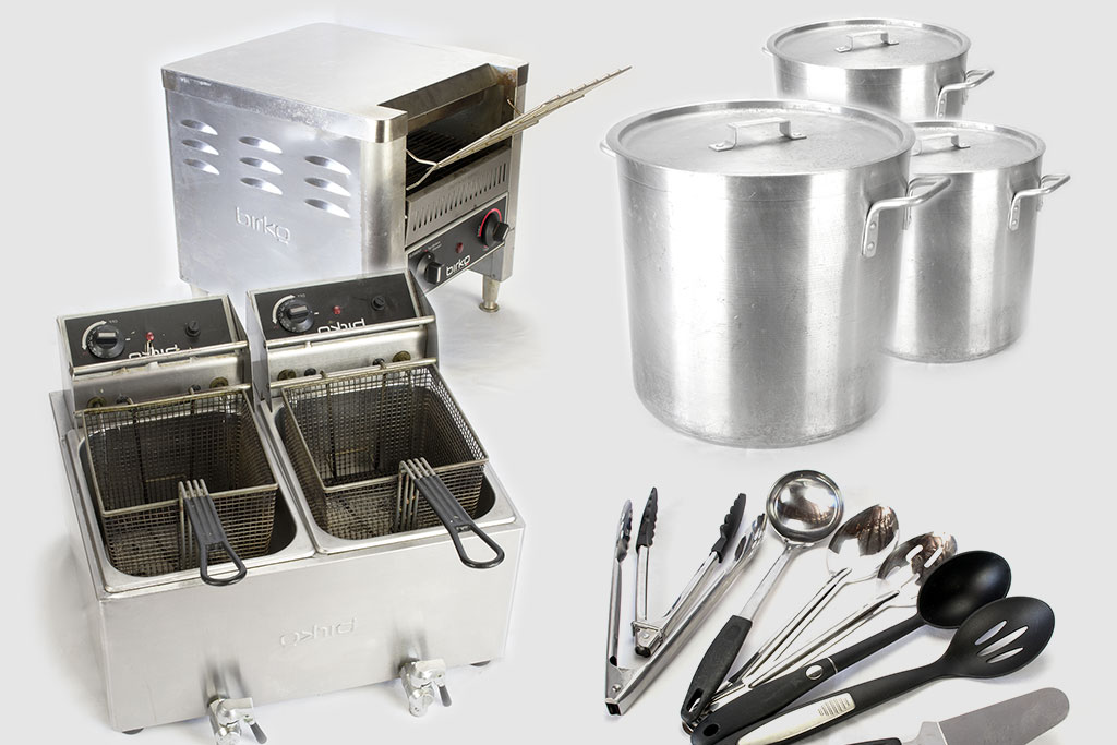 Catering & Cookware Hire
