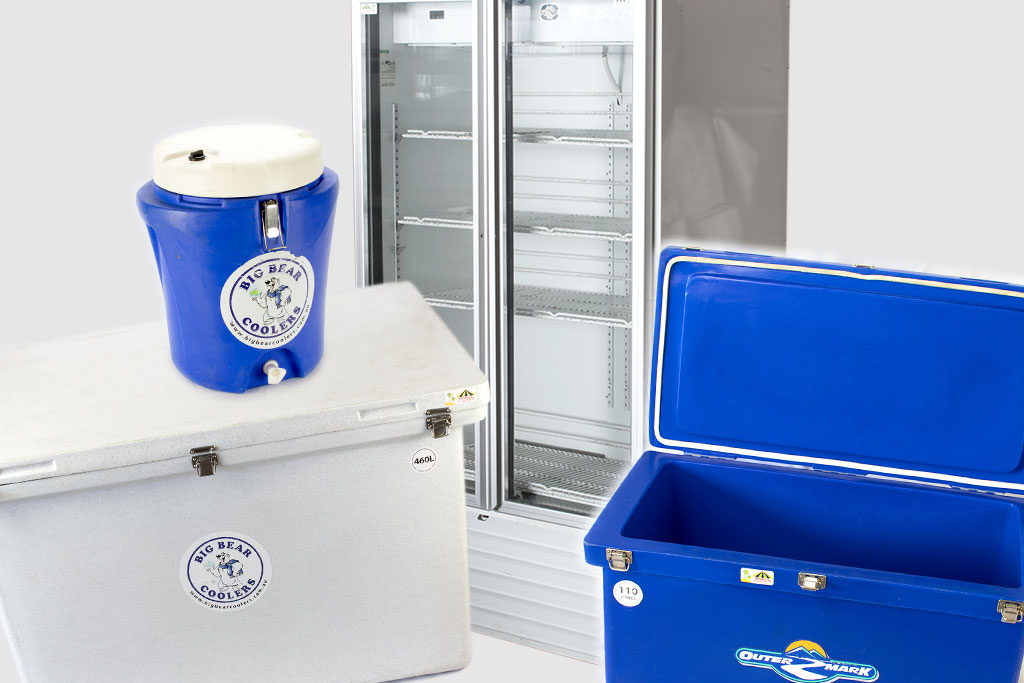 Coldroom & Esky Hire