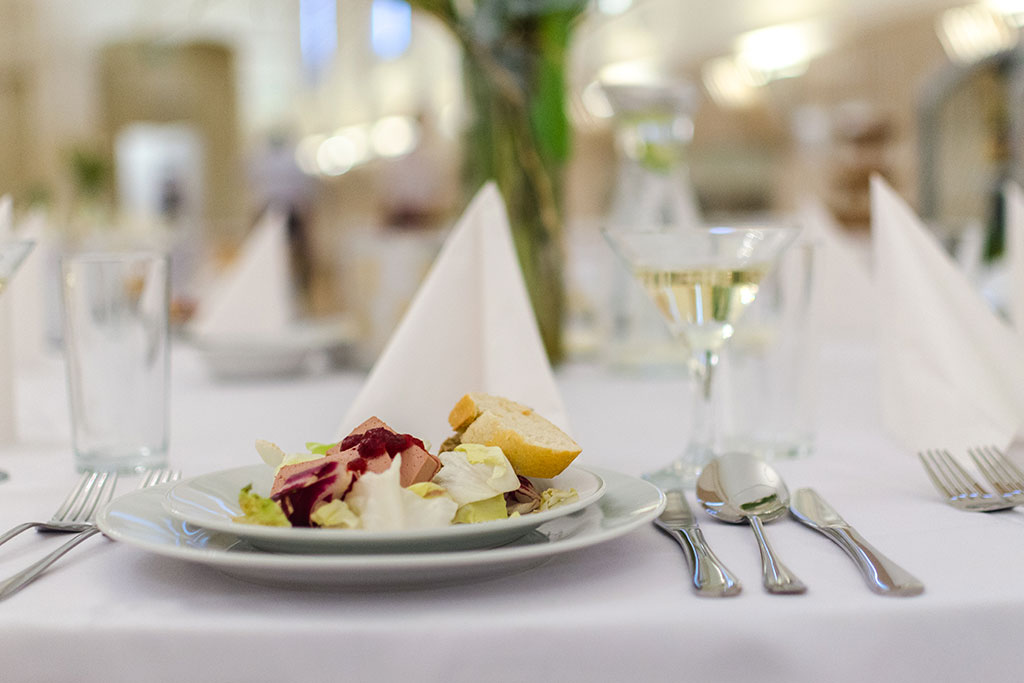 Tableware Hire