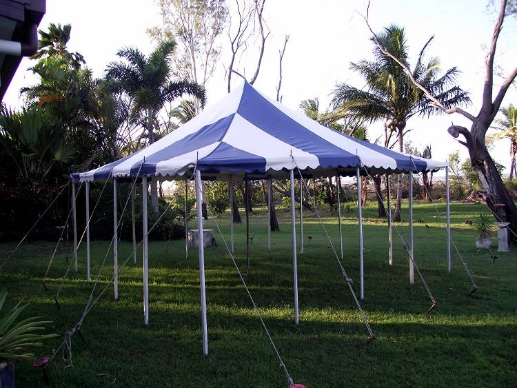 5 X 5 Marquee