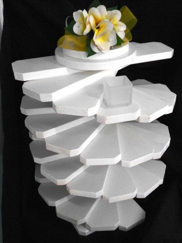 Tiered Cake Stand 4